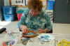 October 24, 2017 Mosaic Open Studio Lab 4 Hours