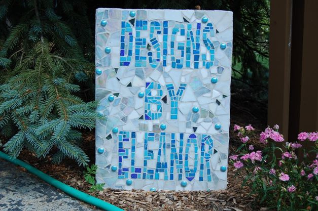 Designs by Eleanor Studio Sign